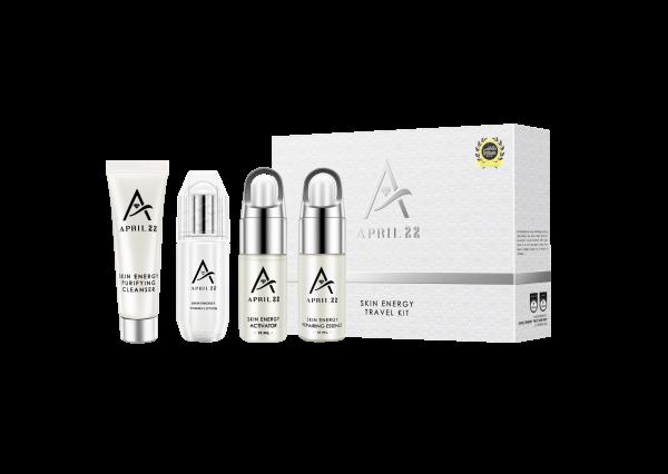Skin Energy Travel Kit