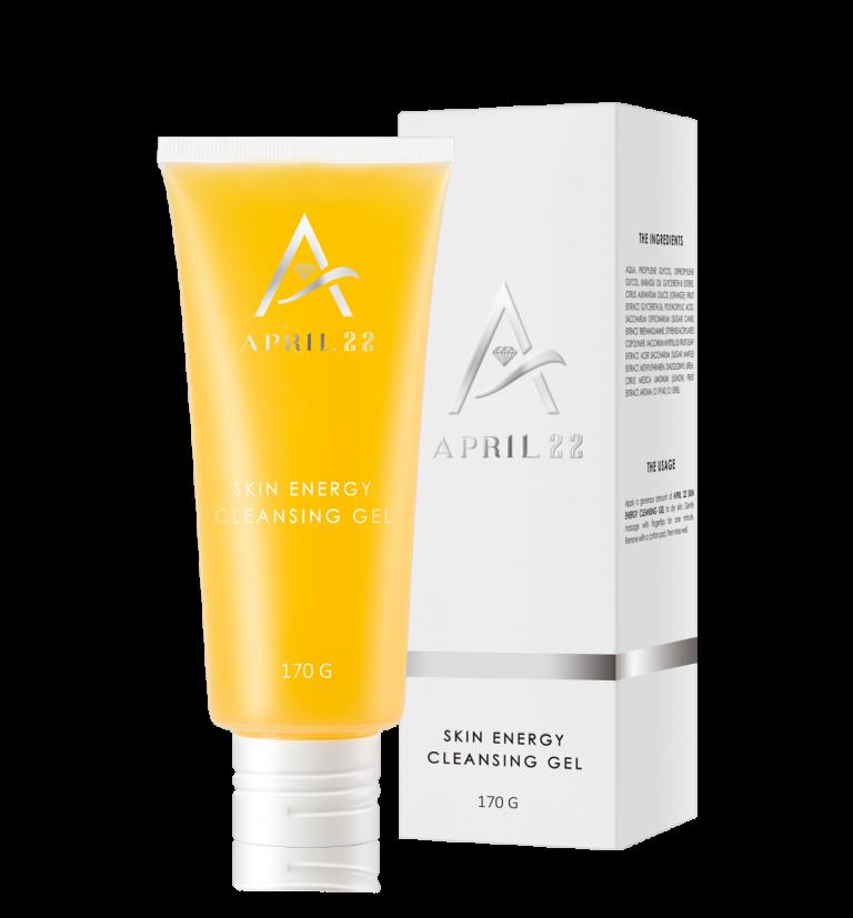 Skin Energy Cleansing Gel 01